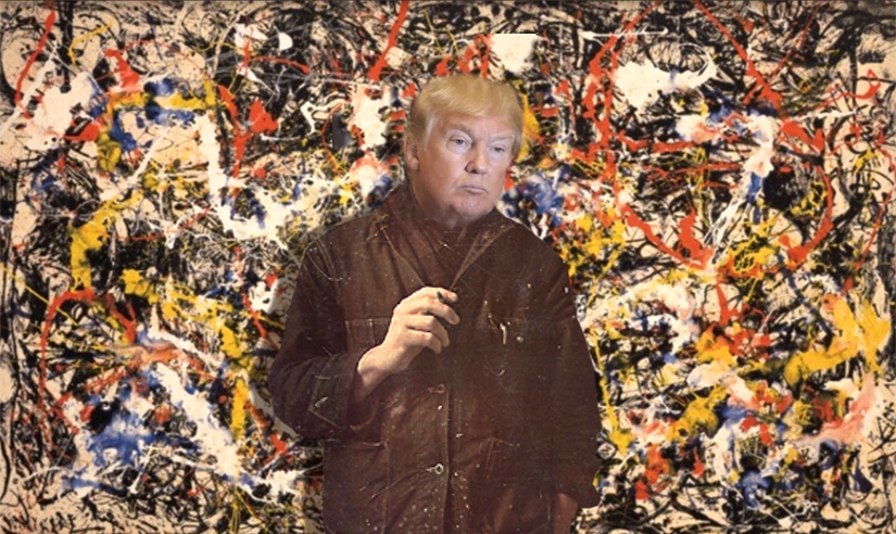 Jackson-Pollock-Trump